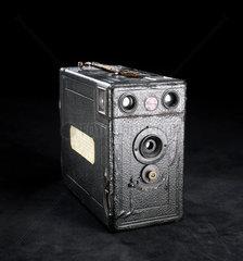 Quarter-plate 'Midg' camera  c 1912.
