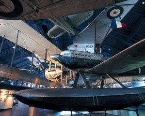 Flight Gallery  Science Museum  London  1996.