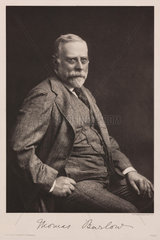 Thomas Barlow  1910-1920.