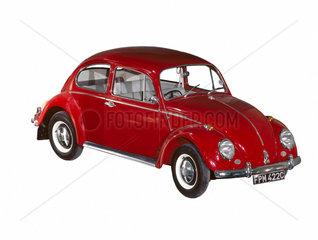 Volkswagen Beetle motor car  1965.