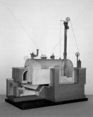20 hp wagon boiler  late 18th century.