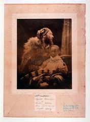 'Dejatch Alamayou...and Captain Speedy'  1868.