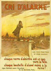 'Cri d'Alarme' 1909.