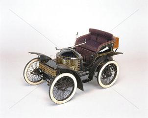 Wolseley Voiturette car  1899.