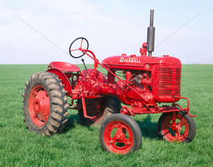 International Harvester Farmall tractor  1942.