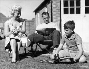 Nat Lofthouse  August 1959.