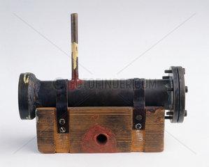 Chadwick's neutron detector  c 1932.