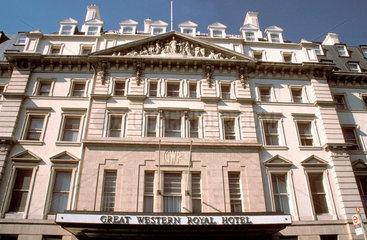 Great Western Railway Hotel  London  1996.