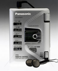 Personal stereo  c 2000.