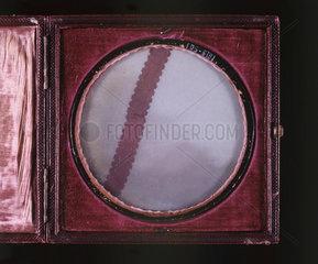 First glass negative by John Herschel  1839.