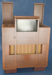 Marconiphone 701 Dual Standard television receiver  1936.