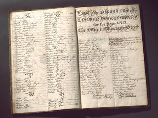 Parliamentary act  1800-1804.