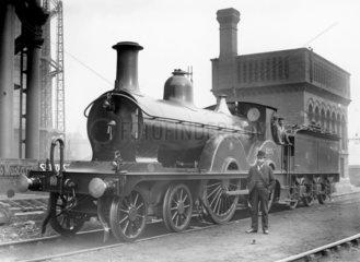 Robert Weatherburn  the Midland Railway Lon