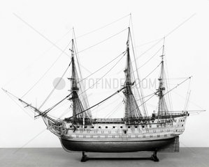 HMS Victory  1805.