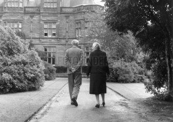 Harold and Lady Dorothy Macmillan  August 1962.
