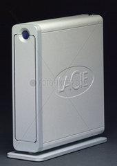 Lacie 120 gb external hard drive  2003.