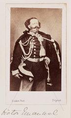 Victor Emmanuel  c 1865.