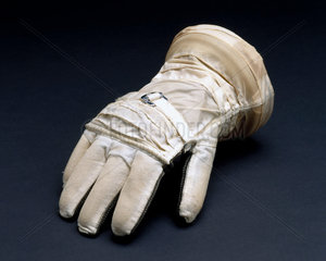Soviet cosmonaut's glove  1987.