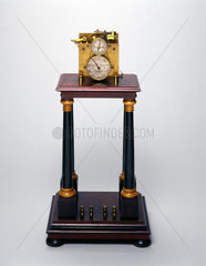 Hipp chronoscope  Swiss  1893-1900.