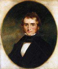 Justus von Liebig  German chemist  c 1856.