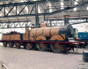 'Gladstone' LB&SCR 0-4-2 steam locomotive