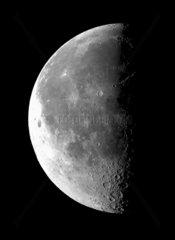 Last Quarter Moon  18 October 2003.