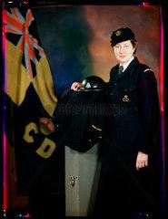 'Miss Carter'  c 1943.