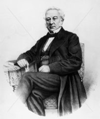 Charles Saunders  first secretary of the Gr