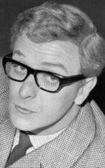 Michael Caine  British actor  1960s.