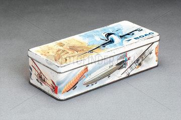 BOAC 'Evolution of Flight' paintbox  1969-1970.
