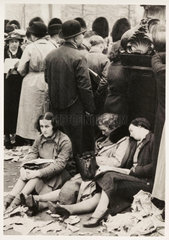 'Weary of Waiting'  London  1937.
