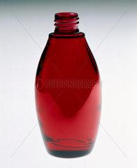 Red bottle  powder-coated by Azko Nobel  2000.