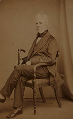 Thomas Brightwell  botanist  1862.