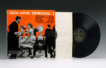 'Six-Five Special!'  long-playing record  1957.