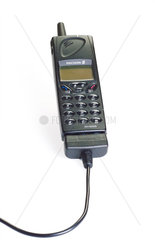 Mobile cellular telephone model SH 888 by Ericsson  1998.