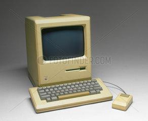 Apple Macintosh computer  model M001  c 1984.