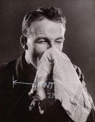 'Sneezing'  1 Jan 1938.