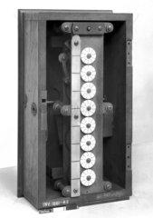 Watt's Engine Counter  c 1781.