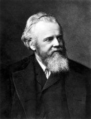 Professor Hermann Wilkelon Vogel  German photochemist  late 19th century.