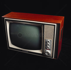 Philips television receiver  model 19TG 142A  1961.