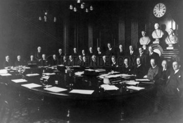 London  Midland & Scottish Railway Directors and officers  February 1931.