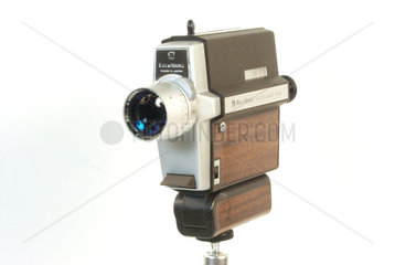 Bell & Howell Autoload 308 Super 8 cine camera  1968.