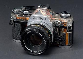 Canon AE1 camera  1978.