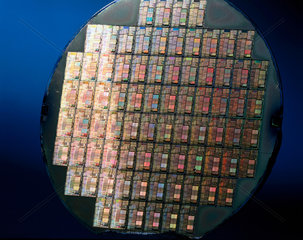 Silicon wafer  c 1996.