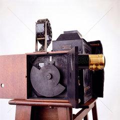 Lumiere Cinematographe  1895.