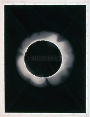 Total eclipse of the Sun  2 December 1870.