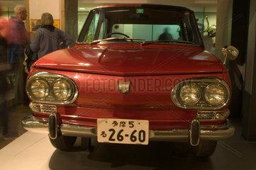 Hino Contessa 1300 sedan  1965.