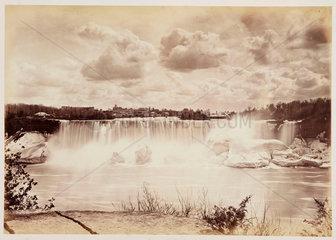 'American Falls'  1860.