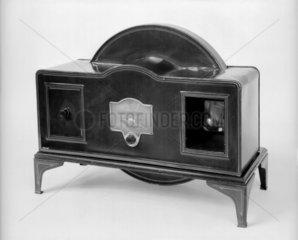 Baird disc model televisor  1930.