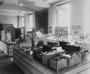 Noise Abatement exhibition  Science Museum  London  1935.